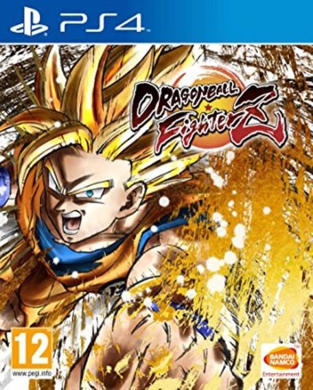 Dragon Ball Fighter Z Ps4 Midia Psn