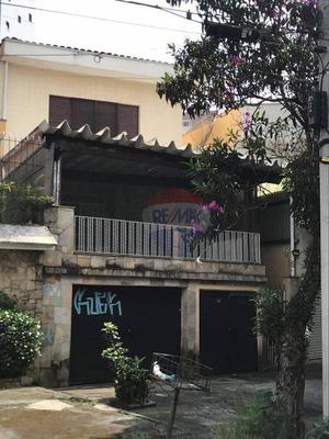 Sobrado Com 3 Dormitórios À Venda, 180 M² Por R$ 800.000 - Parada Inglesa - São Paulo/sp - So0278