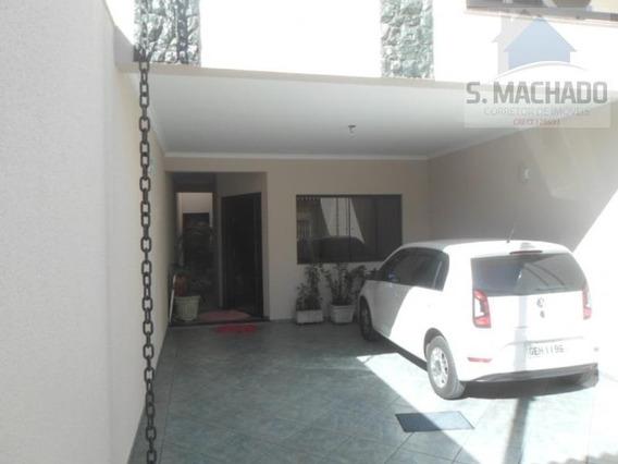 Sobrado Para Venda Em Santo André, Parque Oratório, 4 Dormitórios, 3 Suítes, 2 Banheiros, 4 Vagas - Ve1537