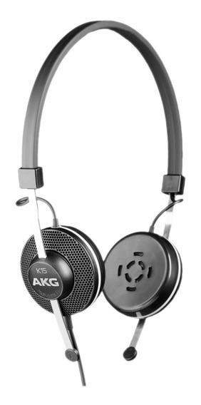 Fone Headphone P/ Conferência Akg K15 Nfe Garantia