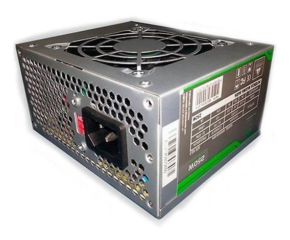 Fonte Atx Sfx 250w Reais One Power Mp250w-sfx V2.0 20/24p