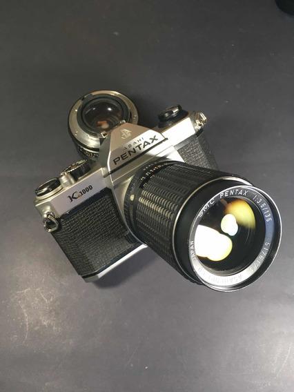 Lente Pentax 135mm 3.5