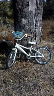 Bicicleta Vairo (rodado 20 - Para Niña)