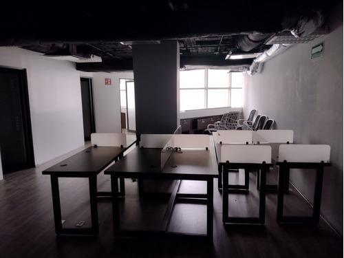 Imagen 1 de 18 de Oficina En Lomas De Chapultepec En Renta
