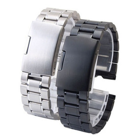 3cc8511b0613 Correa Metalica Negra - Relojes en Mercado Libre Chile