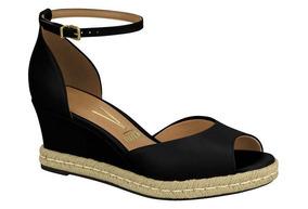 fb188c4fb3 Sandalia Vizzano Anabela Corda Feminino - Sapatos no Mercado Livre ...