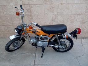 Honda Mini Trail St 90 1974 (44 Años = Vintage)