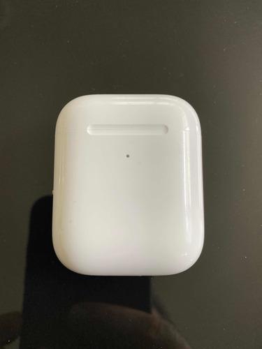 AirPods Apple Com Estojo De Recarga Sem Fio