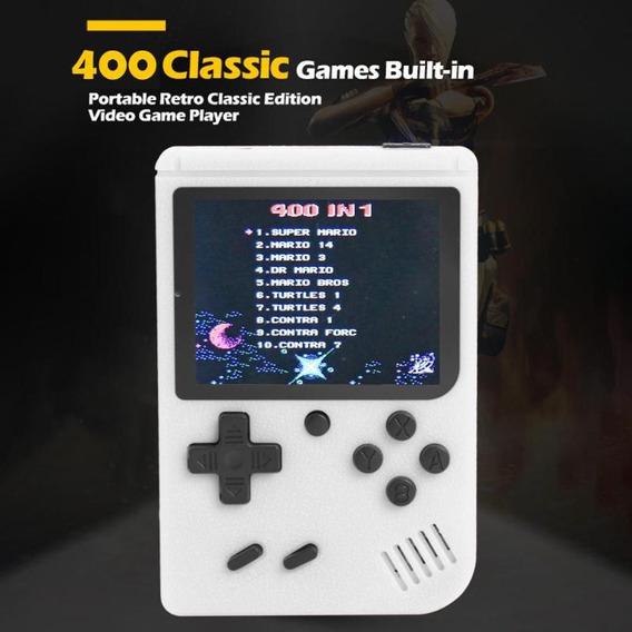 Mini Video Game Portatil Barato Moda Antiga