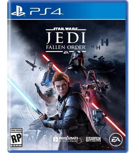 Star Wars: Jedi Fallen Order Ps4 Mídia Física
