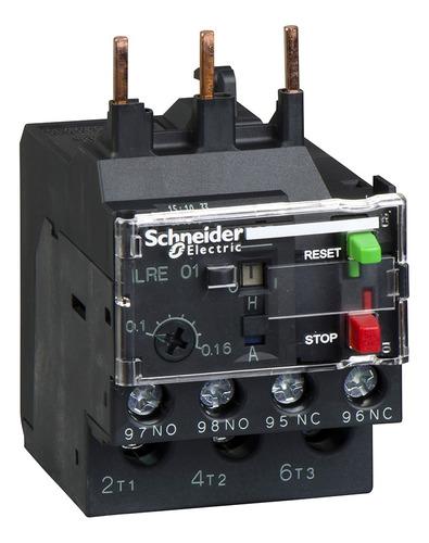 Imagen 1 de 1 de Relé De Sobrecarga Térmica Tvs 9-13 A Clase 10a Schneider