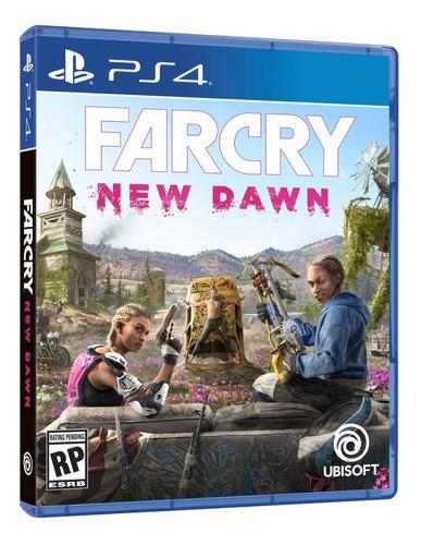 Imagen 1 de 3 de Far Cry New Dawn Standard Edition Ubisoft PS4 Físico