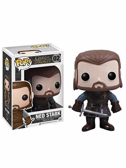 Game Of Thrones Ned Stark Funko Pop Original