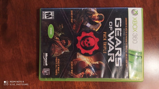 Gear Of War 1 Y 2Juego Xbox360