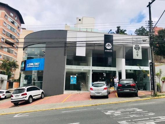 Sala Comercial Com Mezanino Na Vila Nova - 129966