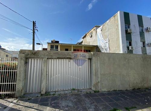 Imagem 1 de 24 de Casa Ampla Em Boa Viagem Com 5 Suítes - Ca0421
