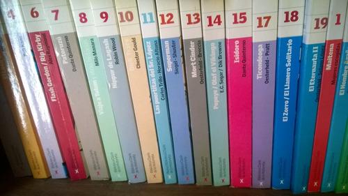 Libros Biblioteca Clarin De La Historieta