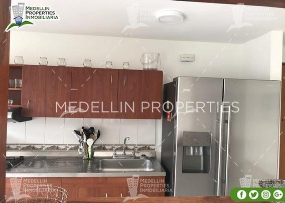Arriendo De Apartamento Económico En Medellín Cód: 4925