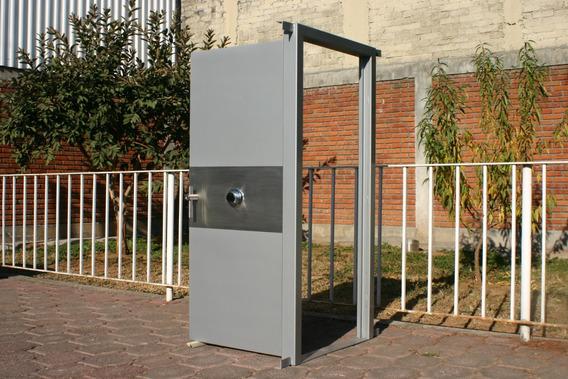 Puerta Boveda Blindada