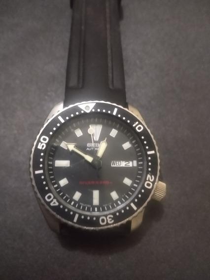 Relógio Seiko Dive Automático.