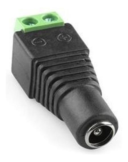 Conectores Plug Corriente Hembra 2,1mm Cctv 12v Cámaras