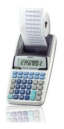 Imagen 1 de 1 de Sumadora 12 Digitos Calculador Imp1,6lineas Por Segundo 57mm