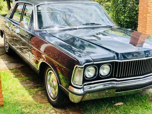 Imagem 1 de 15 de Ford Landau 1982 - Excelente Estado De Conservação.