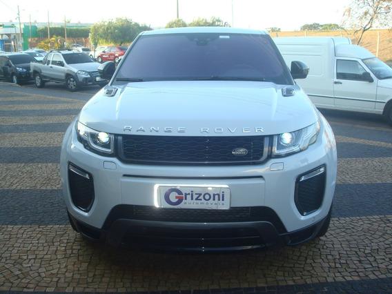 Land Rover Evoque Dynamic Hse 2.0