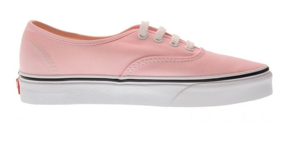 Tenis Vans Mujer Rosa Authentic Chalk Pink True Vn0a38emq1c