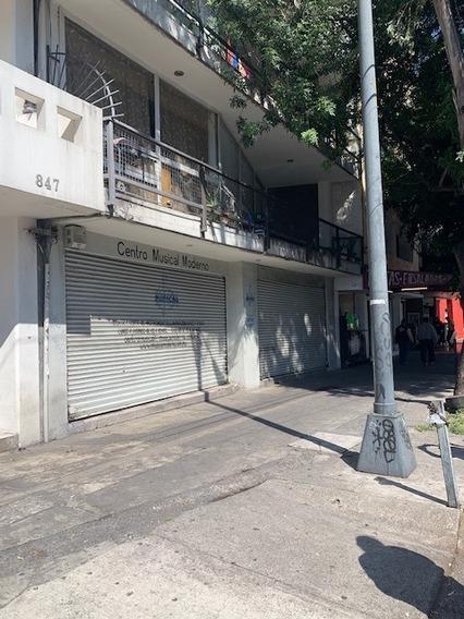 Rento Amplio Local Sobre Av Universidad