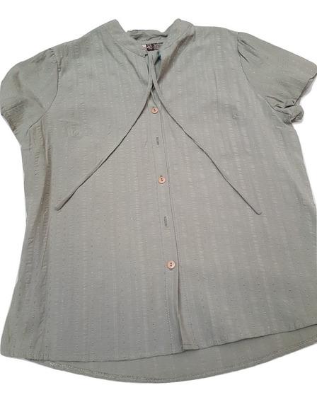 Camisa Cloque Talle 40 /42