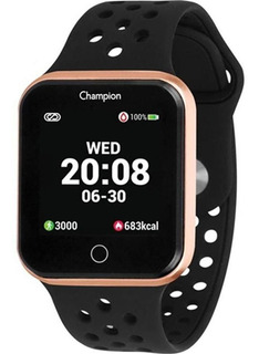 Relógio Smartwach Champion Ch50006z Bluetooth 4.0