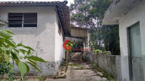 Imagem 1 de 5 de Terreno À Venda, 400 M² Por R$ 1.400.000,00 - Vila Euclides - São Bernardo Do Campo/sp - Te0260