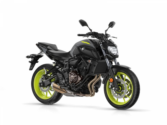 Yamaha Mt 07 Dolar Billete