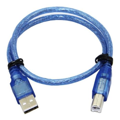 Cable Usb Para Impresora De 5 Metros