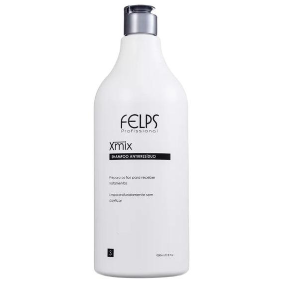 Felps Profissional Xmix - Shampoo Antirresíduo 1000ml