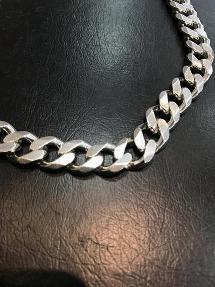 Corrente Prata 925 Italiana Elo Grume 150g 56cm
