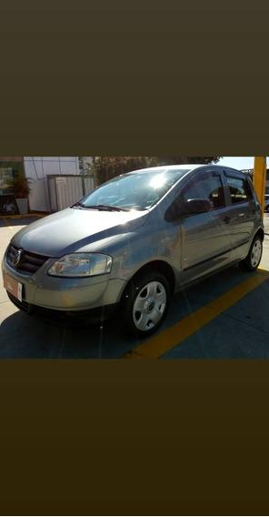 Volkswagen Fox 1.6 Plus Total Flex 5p 2008