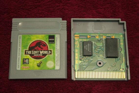 Jogo Jurassic Park Para Game Boy 100% Original Gb Gbc Gba