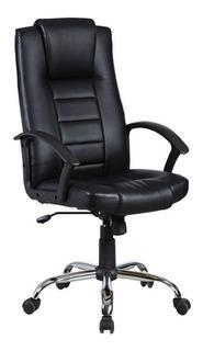 Cadeira De Escritório Presidente Giratória Direto Importador