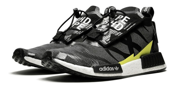 Tenis adidas Nmd Stealth Ts1 Bape X Neighborhood Boost Hype