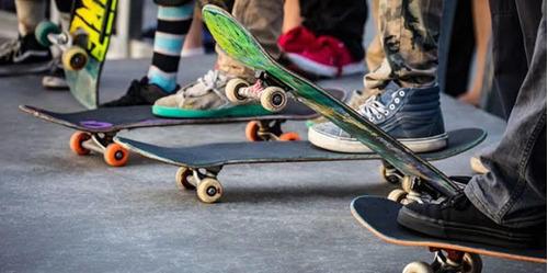 Aulas Particulares De Skateboard