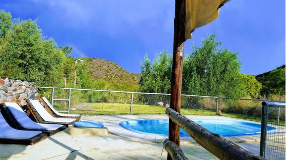 Casa Quinta Privada En Valle Grande San Rafael Mendoza