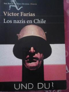 Libro Los Nazis En Chile Víctor Farias