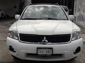 Mitsubishi Endeavor Limited Aa Piel Cd Ee At