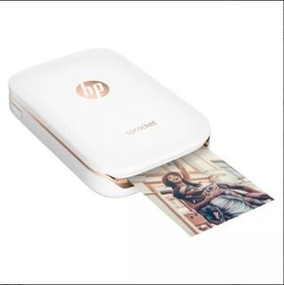 Impresora Portatil Hp Sprocket Nueva 10 Hojas Zink