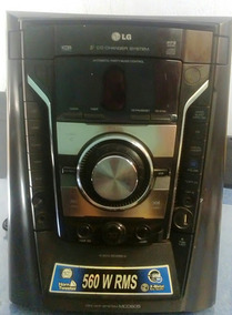 Aparelho De Som Lg Mini Hi System Modelo: Mcd605