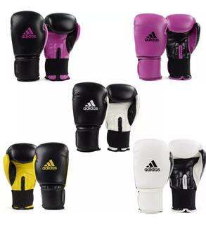 Luva Boxe Muay Thai adidas Power 100 Colors - Varias Cores