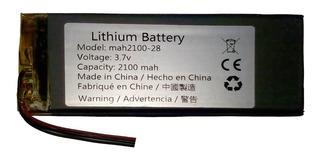 Bateria Tablet Top House Next Technologies 2100 Mah Negro