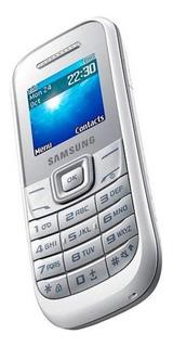 Celular Idoso Samsung Volume Alto Dual Chip Rádio Original Novo Envio Imediato